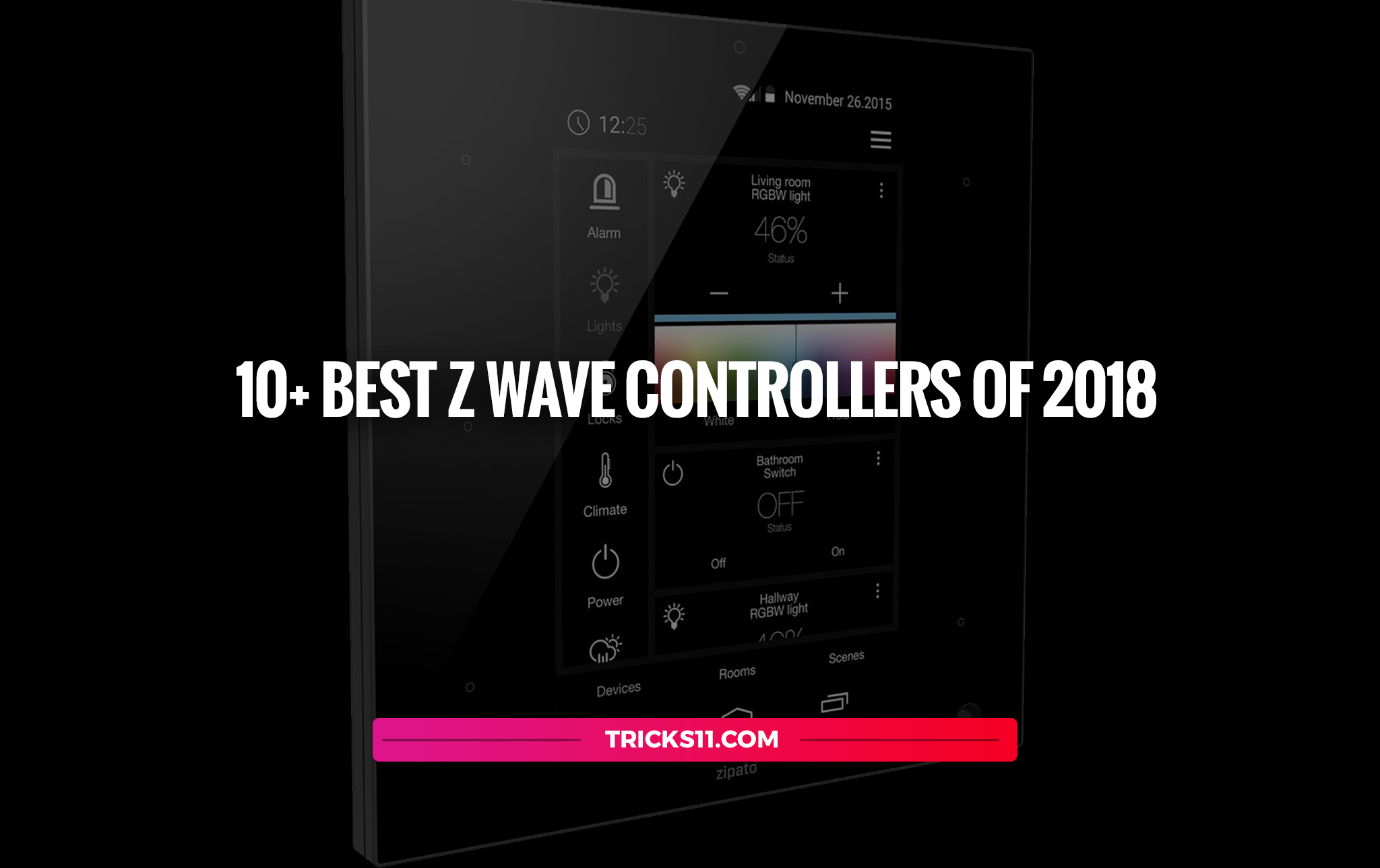 10 Best Z Wave Controllers Of 2018