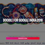 Doodle For Google India 2018