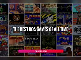 Best Dos Games