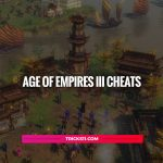 Age Of Age Of Empires III Cheats