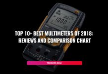 Top 10+ Best Multimeters of 2018 Reviews and Comparison Chart