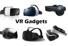 Awesome VR Gadgets to check out in 2018