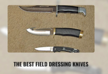Best Field Dressing Knives